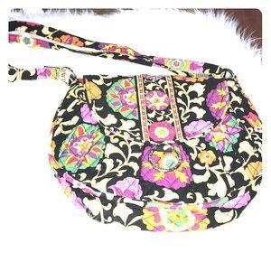 Vera Bradley Saddle Up Bag Vintage